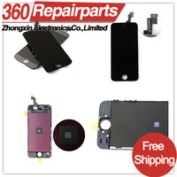10pcs/lot Free Shipping DHL 5s Amazing Price For Iphone 5s Screen Replacement 1Lot/Account Only
