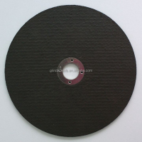 7'' Abrasive super thin cutting disc for stainless steel