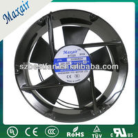 "8"" box panel ac axial cooling fan"
