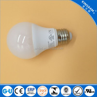 hot sale China supplier wholesale A19 Led bulbs 12W A60 factory price CCC Rohs listed E26/ E27 base led lighting