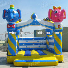 2013 great sales kids jumper animal inflatable