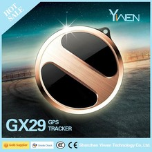 Yiwen Mini GPS Tracker GX29 With SOS Button For Monitoring & Tracking Person, Pet, Vehicle, Asset