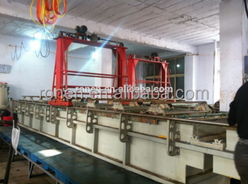 Barrel Zinc plating equipment production line