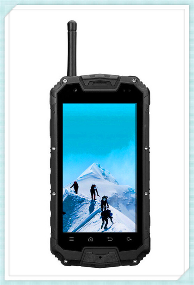 Wholesale 3G Water Proof Rugged Android Smart Phone Dual Sim Mtk6589 China Brand Phone NO.1 M2