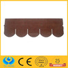 fish-scale asphalt roofing tiles(china red)