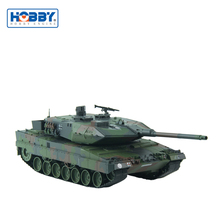 Best-Selling Rc Toys 1/16 Scale Plastic Radio Control German Battle Tank Of Fine Workmanship