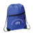 Wholesale cheap custom 210d polyester drawstring bag backpack
