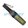 Portable Metal Detector Super Scanner V Hand Held Metal Detector Wand Paddle Security Safety for metro and airport