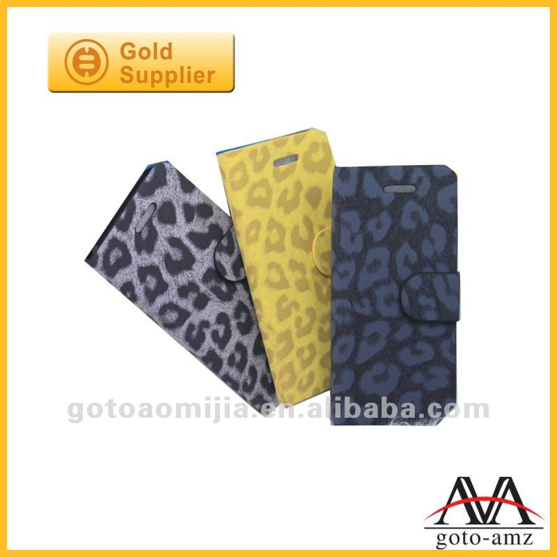 colorful leopard print case for iphone5