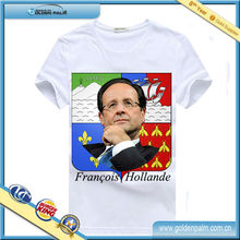 France president election clothing,sport shirts design maker
