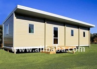 Temporary Prefabricated Accommodation Units