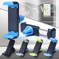 Foldable phone mount holder cell mobile phone flexible holder universal / wall magnetic air vent car smart phone holder for car
