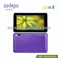 Zhixingsheng 7 inch mid smart player android system support 2g phone calling A13-2G
