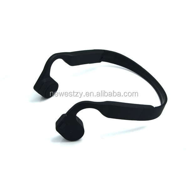 2016 best selling wireless bluetooth earphone with special bone conduction technology