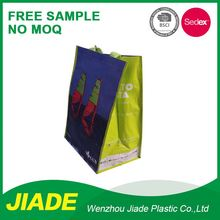 Eco-friendly Wholesale Non Woven Custom Printed Waterproof Folding Fruit Shape Shopping Bag