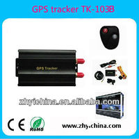 TK-103B Original google map Web online tracking GSM/GPRS/GPS Tracker for car/taxi/truck
