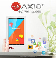 Ainol AX10T Android 4.2 MTK8312 Dual Core 10.1inch Touch Screen 1024x600 pixels 3G Phone Calling Tablets