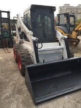 Used mini wheel loader Bobcat S300 for sale