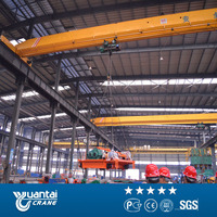 General Industrial lifting Equipment Radio Remote Control 5 ton Overhead Crane Price