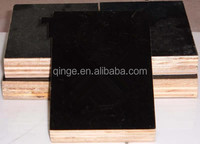 18mm Birch Phenolic Glue black Waterproof film faced Plywood for construction materials