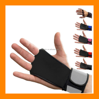 Factory Price Neoprene Palm Guards Fitness Gloves Crossfit Palm Protector Hand Guards Grips Gymnastic Hand Grips