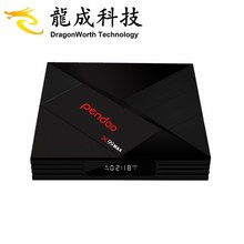 software download set top box Pendoo x99 max Rk3399 4G 32G with android 7.1 digital display tv box