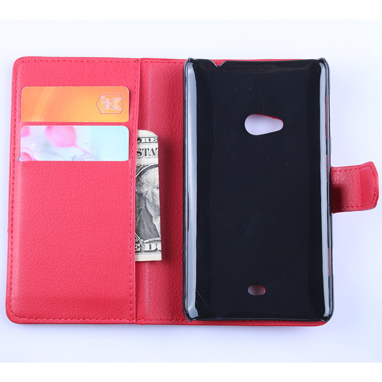 Popular hot selling folio case for nokia lumia 625