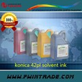 For KM512MN KM512LN printhead konica solvent ink