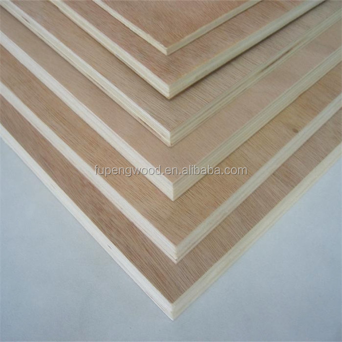 High quality basswood plywood for laser die cut plywood competitive price