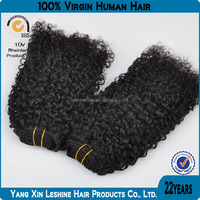 HOT New Product 2014 China Manufacturer Alibaba express kinky curly hair meche