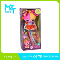 2015 New !Eco-friendly Baby Button Girl( the fairy doll series)+pet barbie doll (2 model mixed)