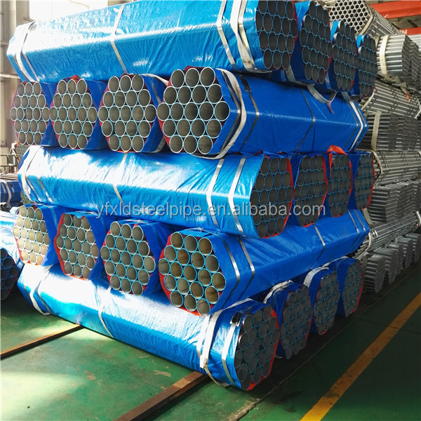 Construction & Real Estate Round China galvanized steel pipe