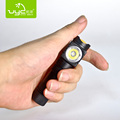 High Power Battery Operated Flashlight Led Headlamp Bus