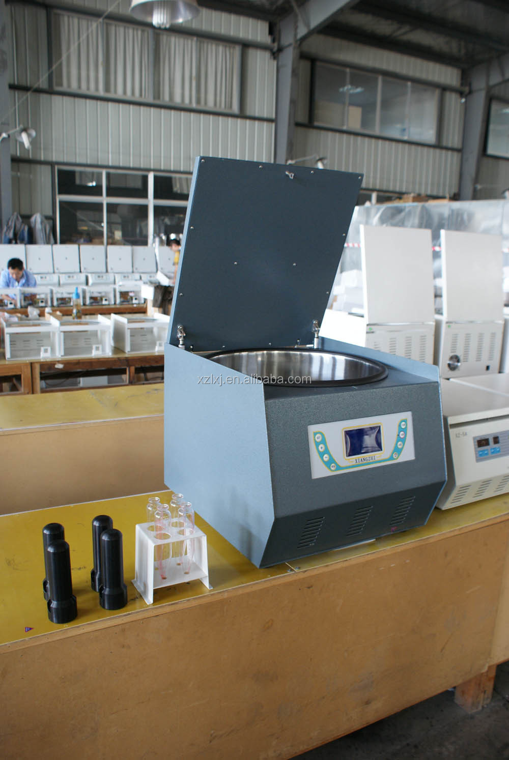 low speed crude oil centrifuge