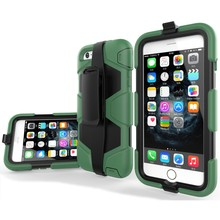 Top Selling Dustproof Customize Cover For iPhone 6 Plus Carbon Case