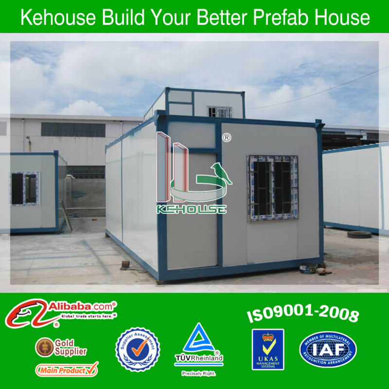modern prefab container house/ modular office/accommodation