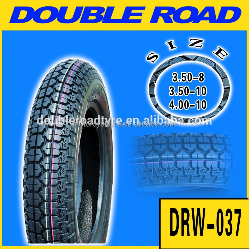 Manufacturer wholesale to malaysia colored motorcycle tires 3.50-10