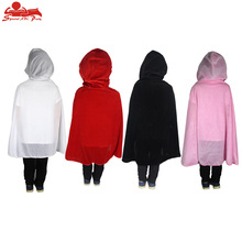 SPECIAL Bulk Child Prince Cloak Hooded Cape for Birthday Halloween Party Carnival Costume