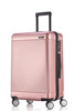 alibab china supplier abs+pc suitcase with built in wheels DC--A001