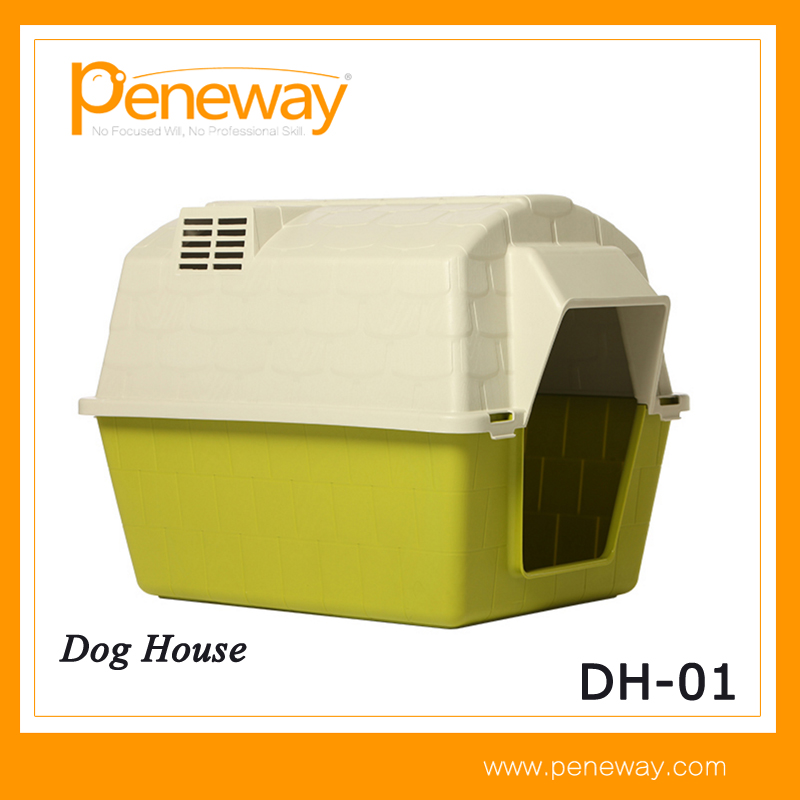 Made in China carrying dog house shape dog cage for cats and dogs