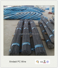 prestressed concrete pc steel wire 7mm for hollow core slabs