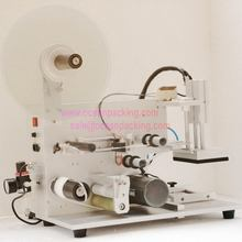 Popular latest automatic labeling machine cutting