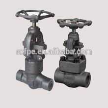 Flanged Forged Steel Gate Valve