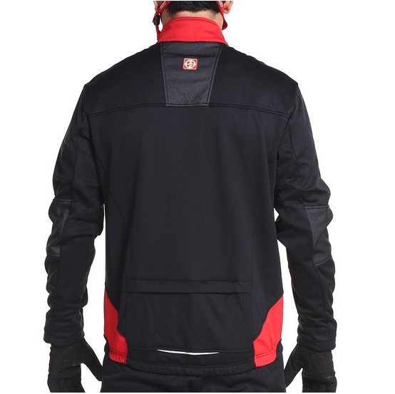 Cycling wear Breathable cycling shirts Winter Thermal Fleece cycles clothing winter jacket
