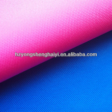 600d polyester pvc laminated fabric for bag