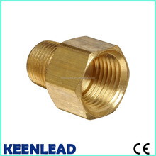 Auto Spare Parts Car Brass High Demand OEM CNC China Lathe Machine Polishing Machining Custom Parts For Machinery Factory