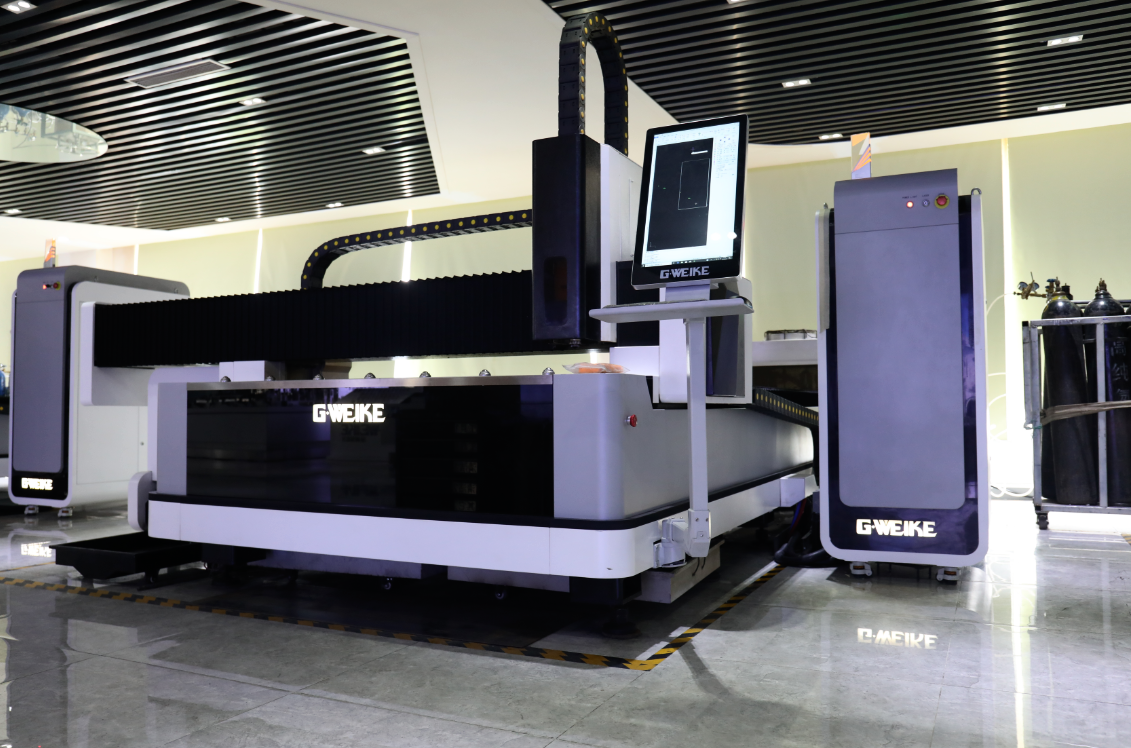 Factory price 1000w stainless steel laser cutting machine price