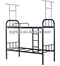 newly design school modern metal canopy bed