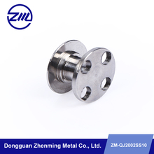 custom cnc machinery components moto steel spare parts