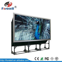 Subway / Metro 4.9 mm Lcd Video Wall 3x3 1080p Samsung Lcd Video Wall